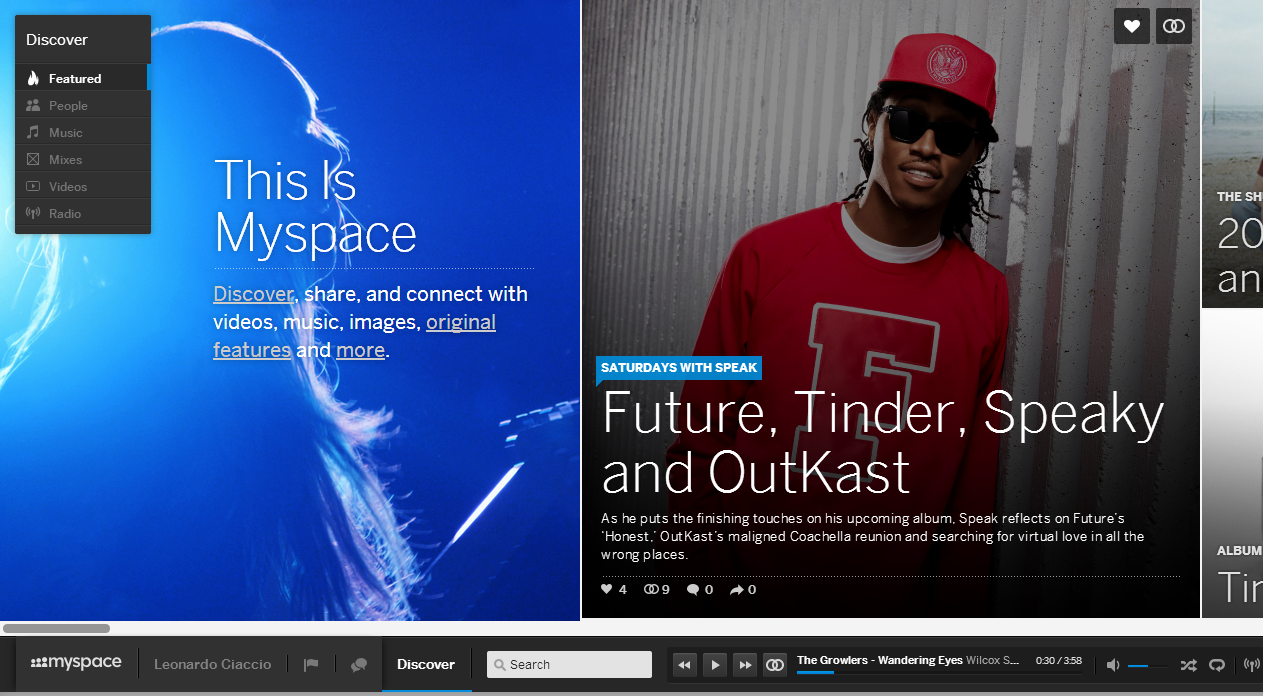 Tutorial | How to capture the streaming link on MySpace