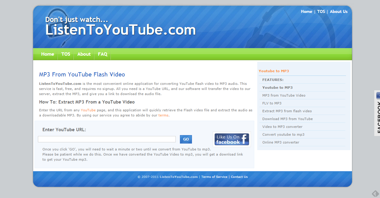 Convert Online Youtube Video To MP3 | Grab Any Media