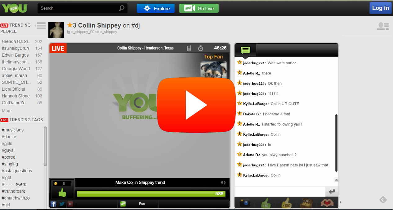 Download Video da younow.com